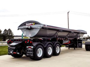 NEW SIDUMP'R SIDE DUMP TRAILER