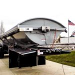 SIDUMP'R side dump trailers for sale