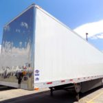 White Utility Trailer for Sale