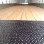 Flooring Detail Dry-Van Trailer Rental