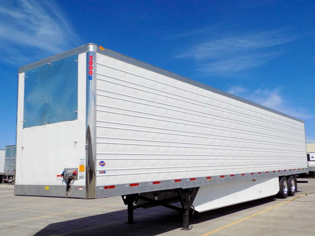 NEW OEM UTILITY S-600 REEFER TRAILER