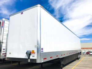 NEW OEM UTILITY TALL BOTTOM RAIL DRY VAN TRAILER