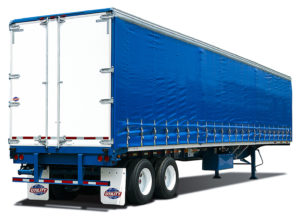 NEW UTILITY CURTAIN SIDE TRAILER