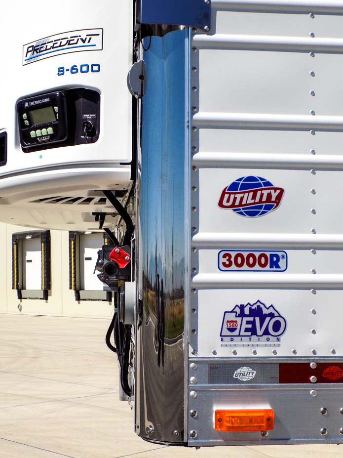 NEW UTILITY EVO S-600 REEFER TRAILER Trailer for Sale