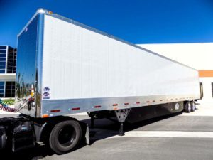 NEW UTILITY EVO TALL BOTTOM RAIL DRY VAN TRAILER