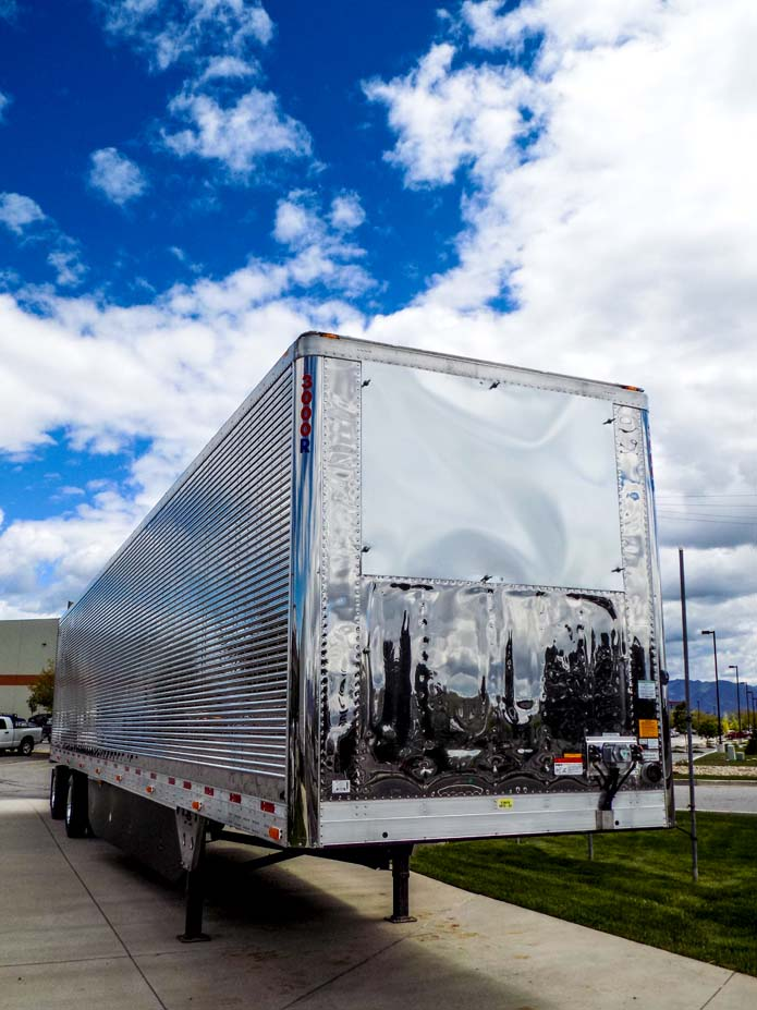 Utility Trailer Sales Of Utah 2020 Utility Reefer