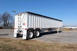 NEW CTS HARVEST MASTER GRAIN TRAILER